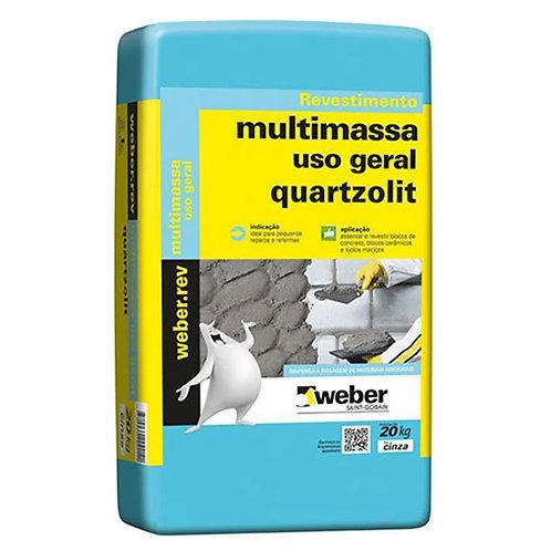 Massa Pronta 20kg - Quartzolit