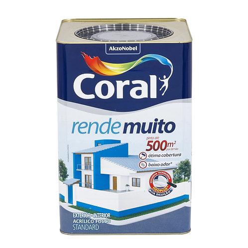 Rende Muito Branco 18 Litros - Corasl