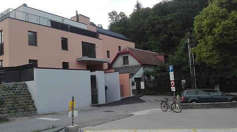 Purkersdorf im Immobilienfieber - Baustopp - Liste Baum Das große Haus am kleinen Haus