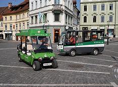 Kavalir in Ljubljana