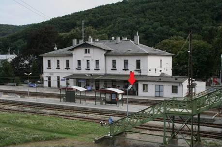 Lokal am Bahnhof Unterpurkersdorf
