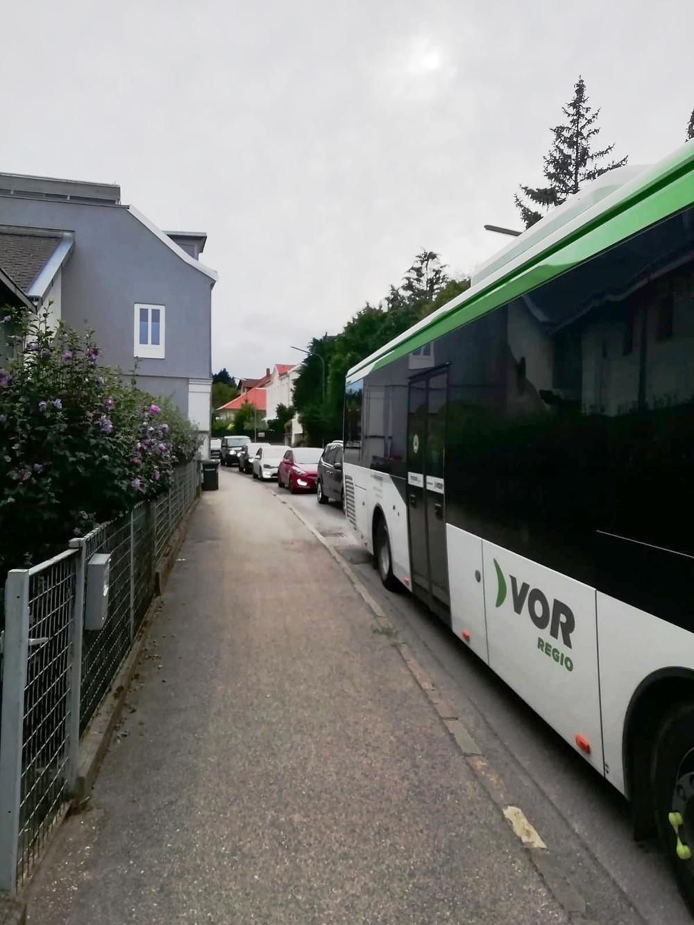 Verkehr, Sicherheit, Purkersdorf, Pro Purkersdorf, Petition