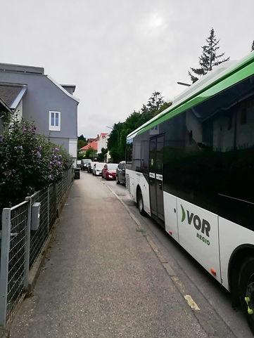 Verkehrswahnsinn Kaiser Josef-Strasse, Purkersdorf, Pro Purkersdorf, Bürgermeister,