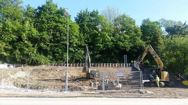 Bauskandal Hangrutschung Tullnerbachstrasse