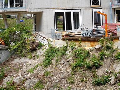 Purkersdorf, Fürstenbergggasse, Neue Heimat, Volkshaus