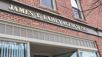 James T. Lahey Insurance Storefront