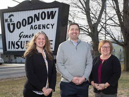 W.B. Goodnow Insurance Team