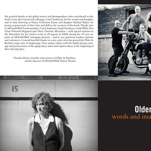 Poetry and Photo Collection - Cover and Layout