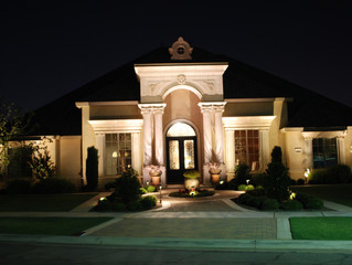 How do I choose the right exterior lights for my home?