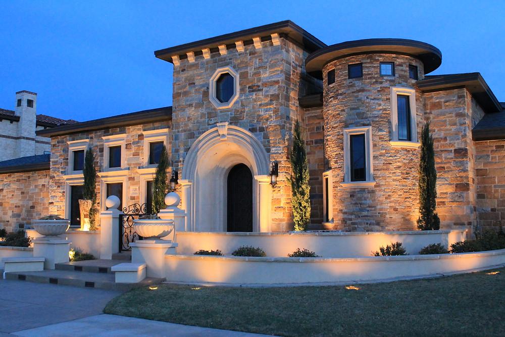 West Texas Outdoor Living, LLC exterior lights