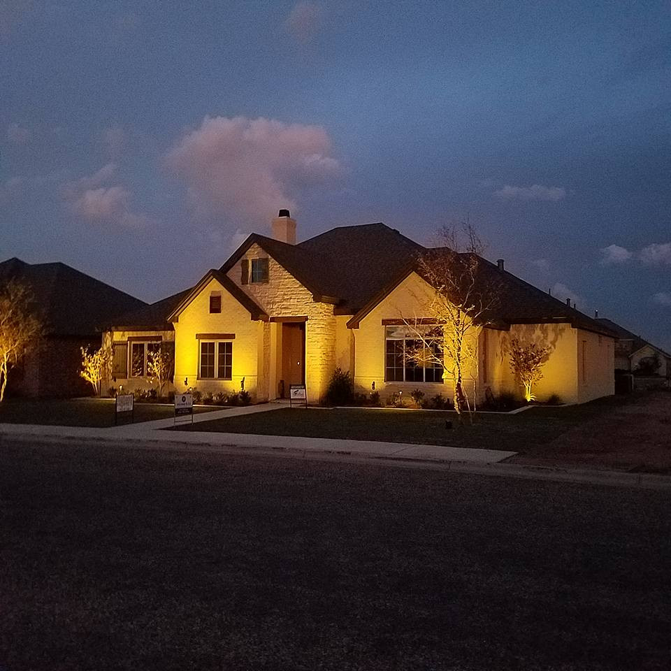 West Texas Outdoor Living, LLC stucco stone
