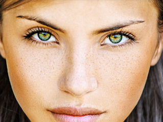It's all in the eyes (or how to master the 'hard stare')