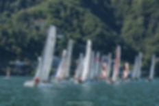 Régate à Ascona