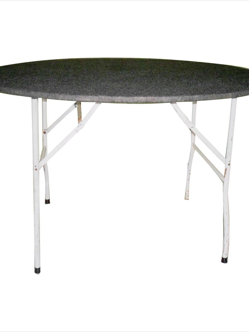 Aluguel de mesas redondas