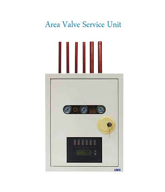 Area Valve Service Units - AVSU
