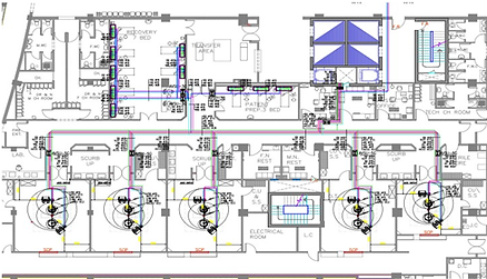 Architectural & Engineering Detailed Design