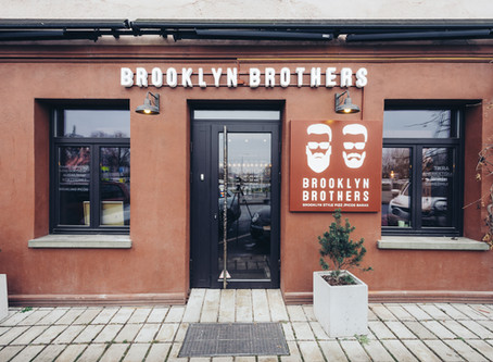 Kauno Brooklyn Brothers jau dirba!