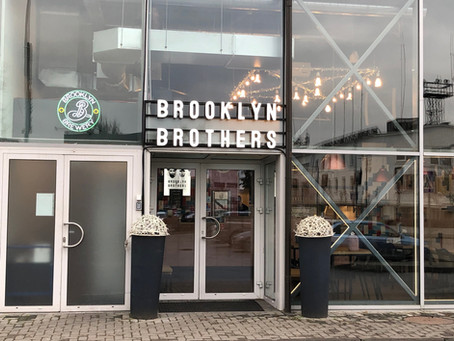 Brooklyn Brothers Pizza | Authentic Brooklyn-style Pizza in Vilnius