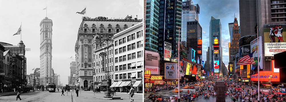 The and Now New York image