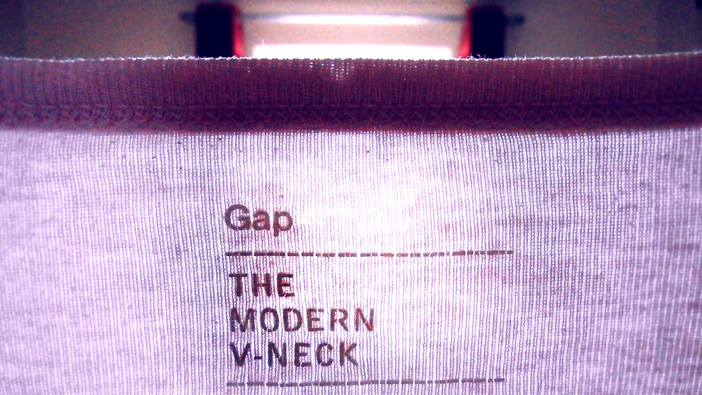 The thickness of modern clothing material