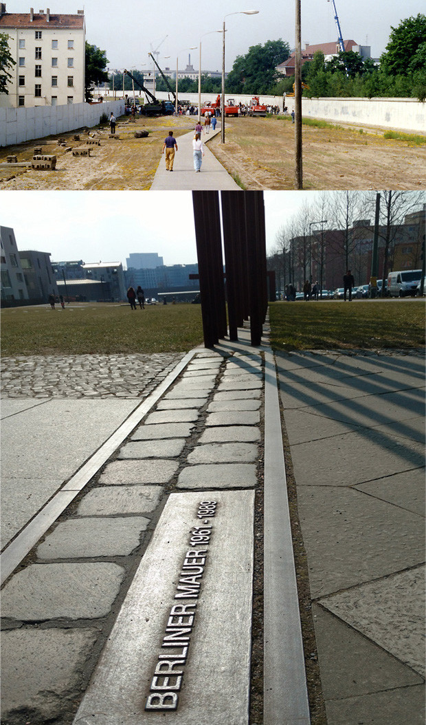 Berlin Wall Memoerial Park image