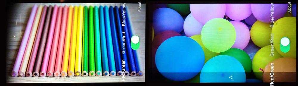 colour blindness app
