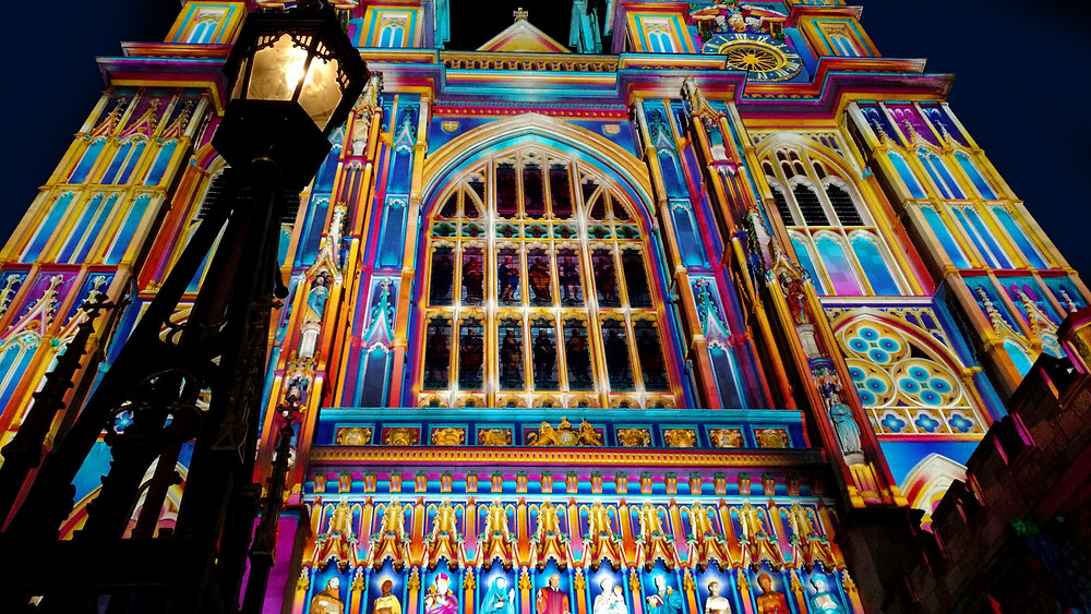 Patrice Warrener: The Light of the Spirit (Chapter 2) West Minster Abbey image