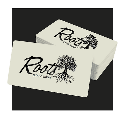 Roots $75 Gift Card