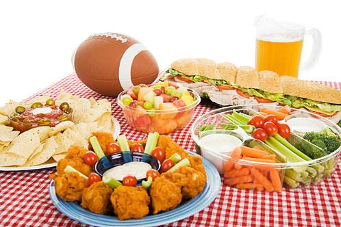 Game Day Eats for Hungry Fans