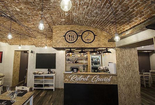 """Ristorante """"Ristrot Guviol"""", Torino, Italia"""