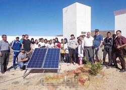 Solarpumpe Shurflo IBC Marokko