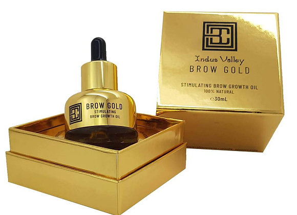 BROW GOLD - NOURISHING GROWTH OIL