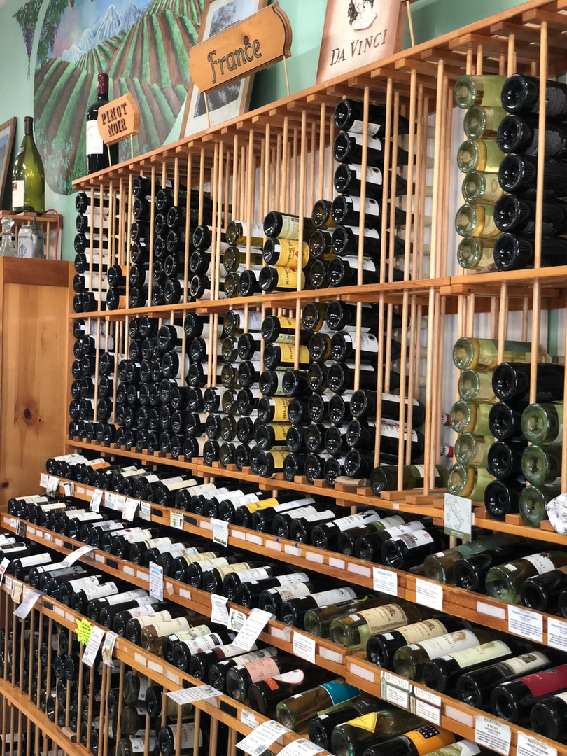 Wall wines