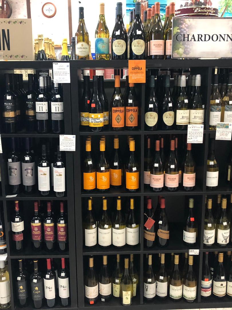 Spanish wines & Chardonnay