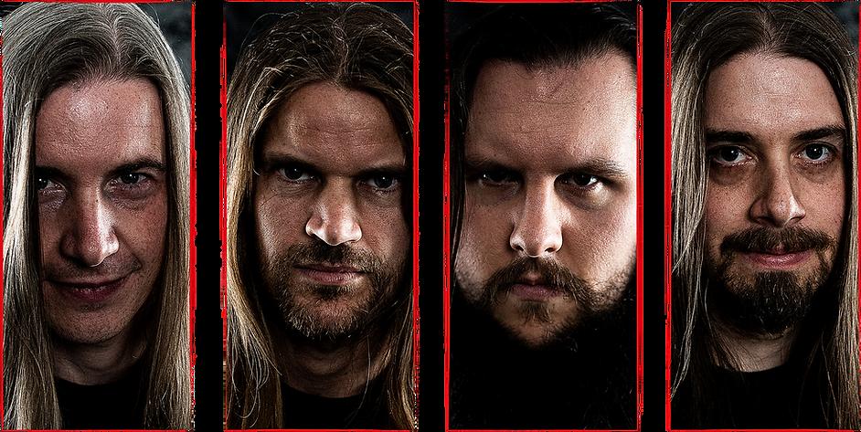 Cryptobiosis Band Members 2021, Photo: Kevin Winiker