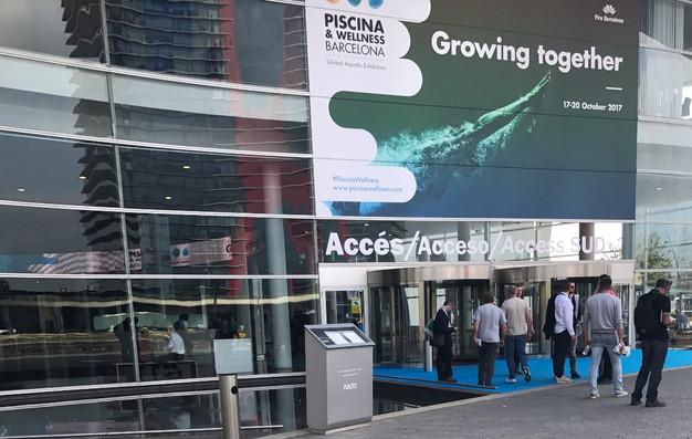 Resultado de imagen de Piscina & Wellness Barcelona 2017