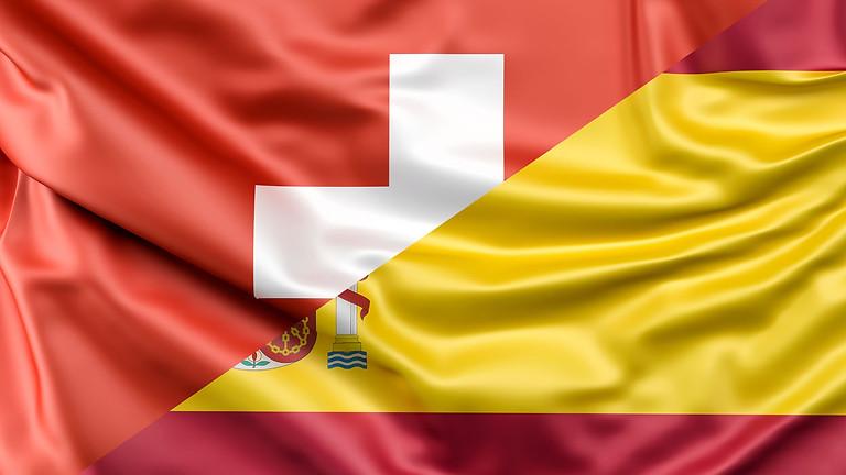 Schweiz - Spanien Viewing WOD