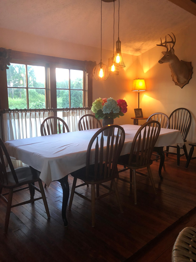 Dining Room off Living Room