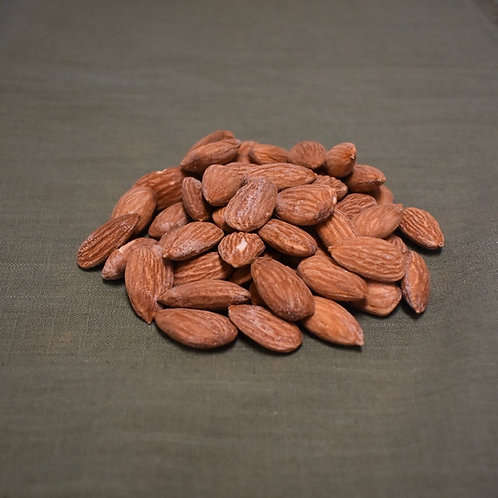 Almonds- Roasted & Salted