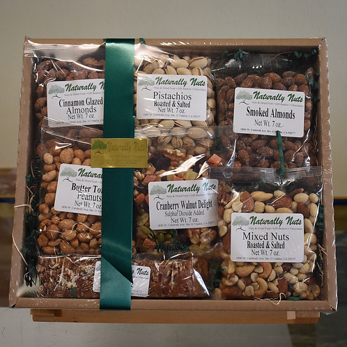 Small Deluxe Snack Pack