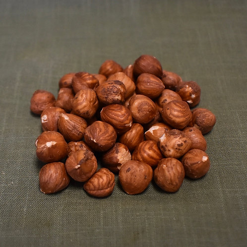 Natural Hazelnuts (Filberts)