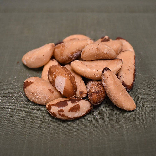 Brazil Nuts- Roasted & Salted