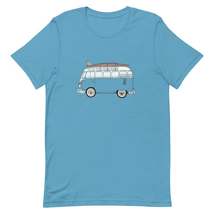VW 23 Window Bus & Vintage Log