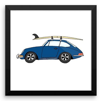 Porsche 911 & Hansen 50/50