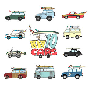 Top 10 RadCars