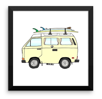 VW Westfalia & T.Reynolds Quiver