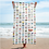 Thumbnail: Rad Car Grid Beach Towel