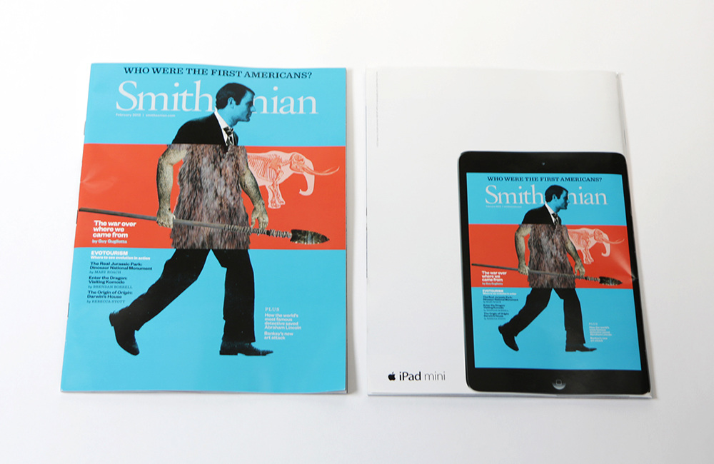 iPad mini front/Back
