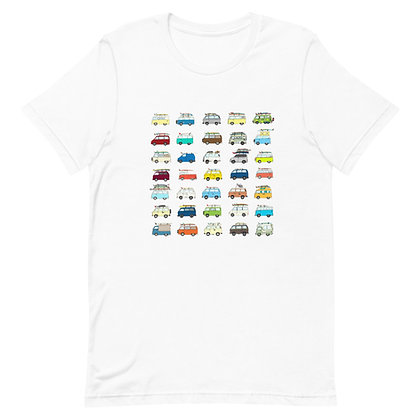 Rad VW Busses Tee