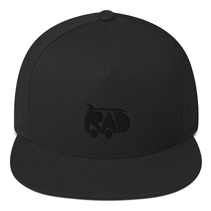 Black Logo Snapback